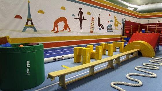 Европейский гимнастический центр на Киевском шоссе