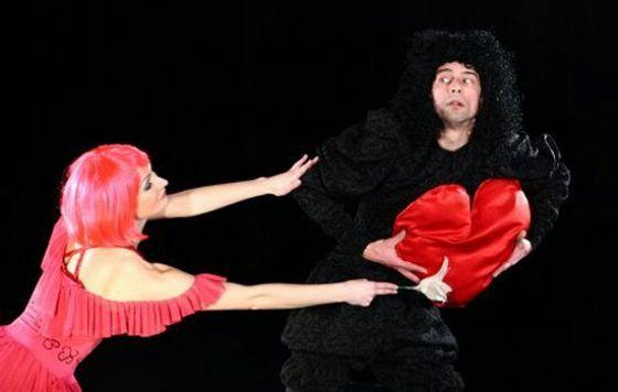 Дон Гуан. Пантомима для умников