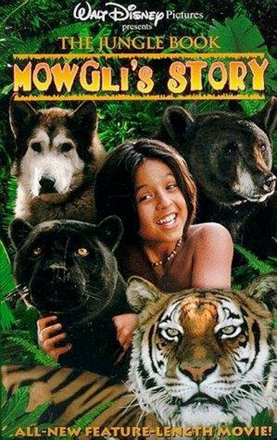 Книга Джунглей. История Маугли (The Jungle Book: Mowgli's Story)