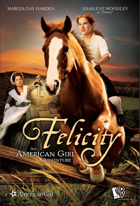 Фелисити: История юной американки (Felicity: An American Girl Adventure)