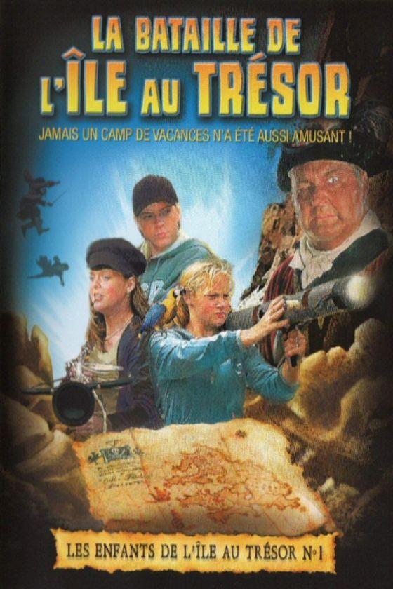 Дети на острове сокровищ: Битва (Treasure Island Kids: The Battle of Treasure Island)