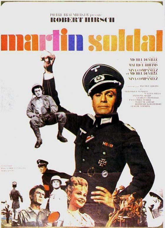 Солдат Мартин (Martin Soldat)