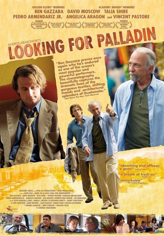 В поисках Палладина (Looking for Palladin)