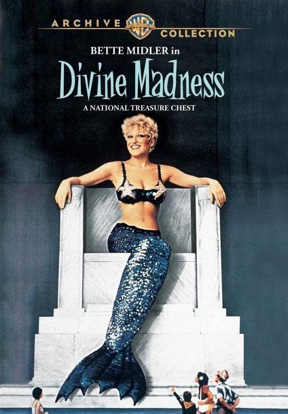 Божественное безумие (Divine Madness)
