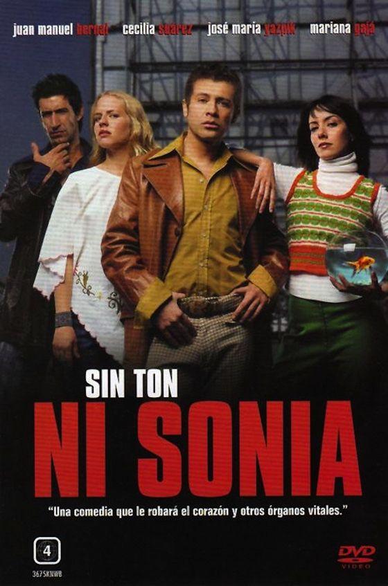 Ни с того, ни с сего (Sin ton ni Sonia)