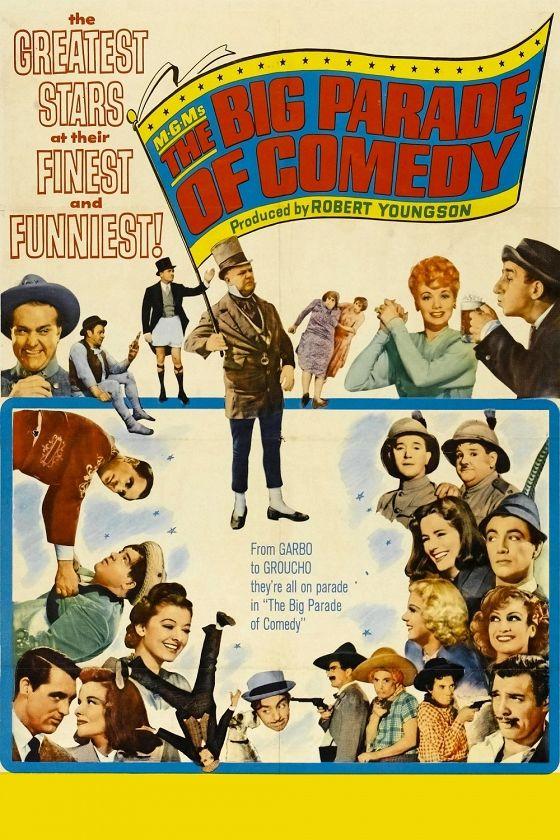 Большой парад комедии (The Big Parade of Comedy)