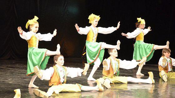 Юбилейный концерт хореографического отделения