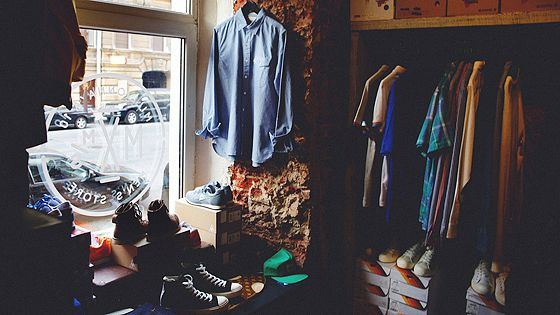 Millionnaya 10 Men's Store