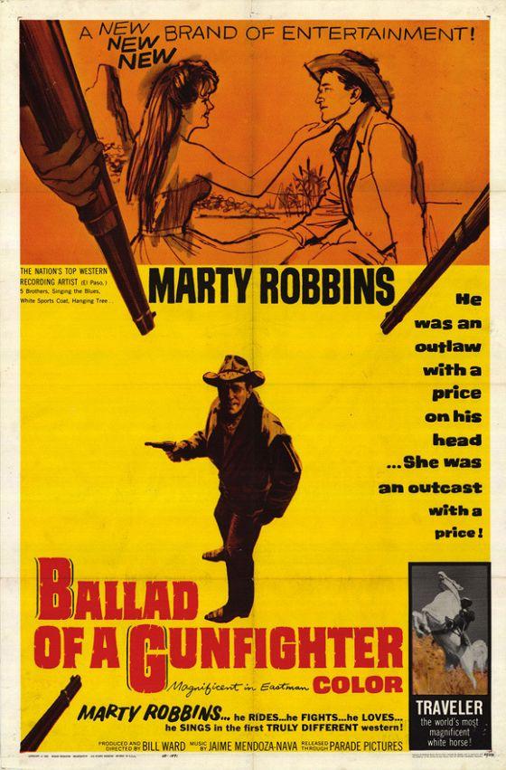 Баллада о вольном стрелке (Ballad of a Gunfighter)