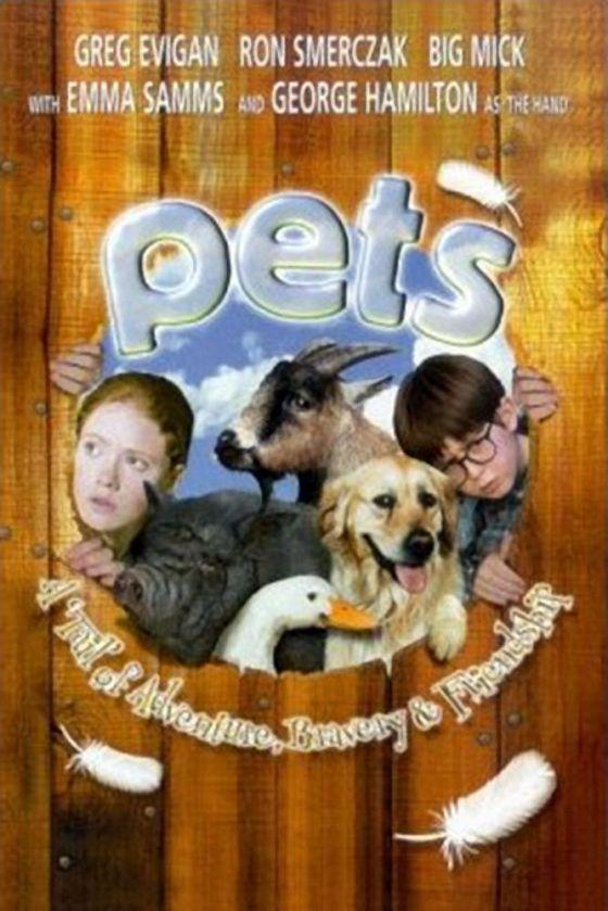 Домашние животные (Pets)
