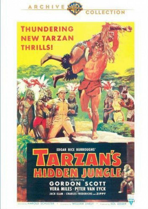 Приключения Тарзана в джунглях (Tarzan's Hidden Jungle)