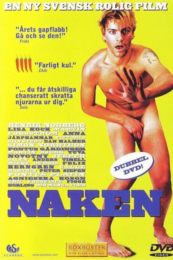 Снова голый (Naken)