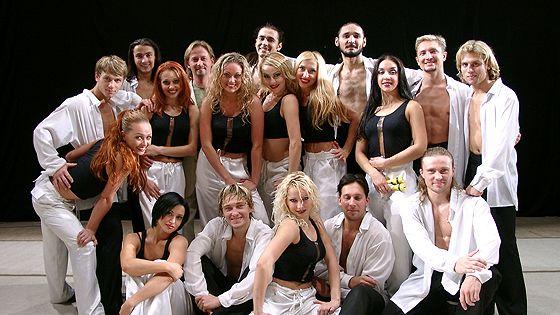 Отчетный концерт балета «Todes»