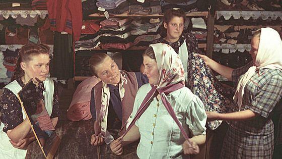 Ширпотреб. Советский костюм. 1951–1966