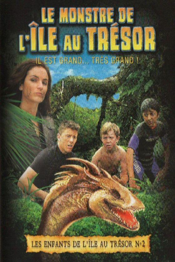 Дети на острове сокровищ-2: Чудовище (Treasure Island Kids: The Monster of Treasure Island)