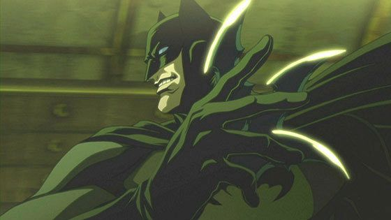 Бэтмен: Рыцарь Готэма (Batman: Gotham Knight)