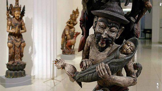 Мифы Индонезии