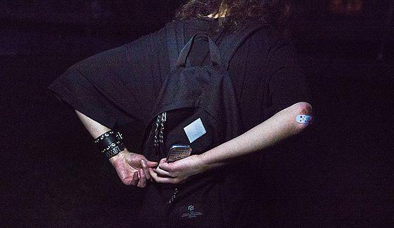Свежая кровь