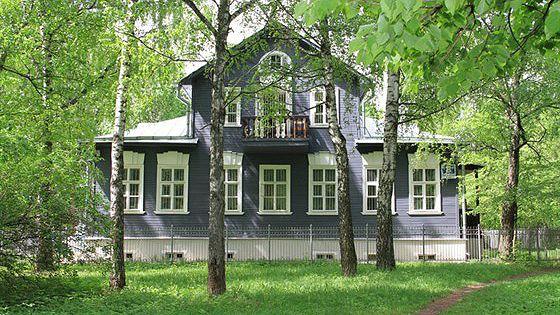 Литературный музей-центр Паустовского