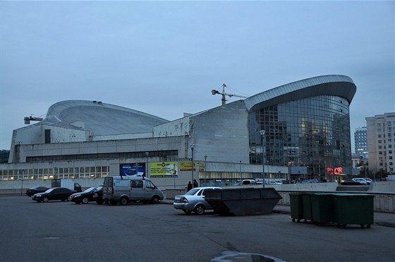 Бассейн спорткомплекса «Олимпийский»