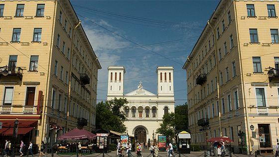 Евангелическо-лютеранская церковь Святых Петра и Павла