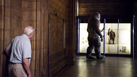 Музей естественной истории с Дэвидом Аттенборо (David Attenborough's Natural History Museum Alive)