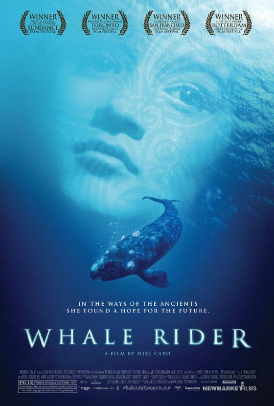 Верхом на ките (Whale Rider)