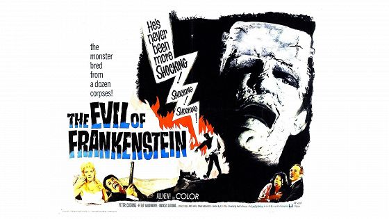 Грех Франкенштейна (The Evil of Frankenstein)