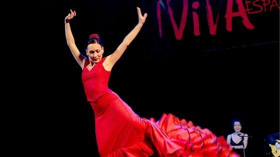 Фестиваль фламенко «Вива, Испания!»