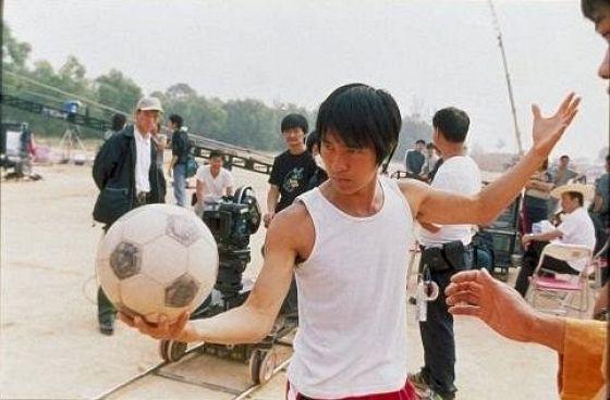 Убойный футбол (Siu lam juk kau)