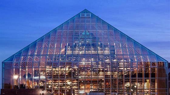 Место встречи, или Фантастическая библиотека