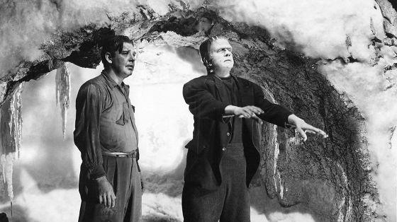 Франкенштейн встречает Человека-волка (Frankenstein Meets the Wolf Man)