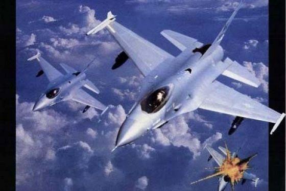 Железный орел-2 (Iron Eagle II)