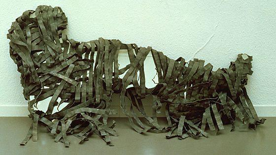 Итальянское искусство XX века. Арте повера