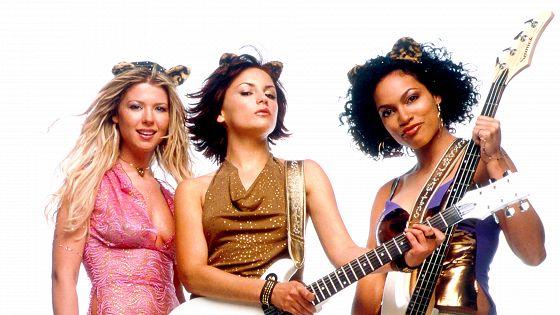 Джози и кошечки (Josie and the Pussycats)