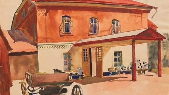 Николай Шестопалов. По следам выставки ученика Репина в Русском музее