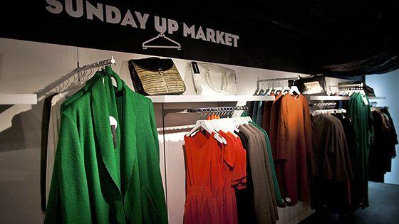 Sunday Up Market