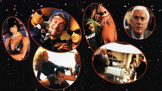 Шестой элемент (2001: A Space Travesty)