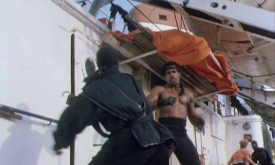 Американский ниндзя-3: Кровавая охота (American Ninja 3: Blood Hunt)