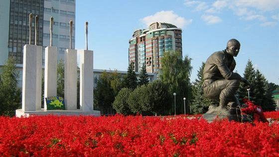 Памятник жертвам локальных войн (Памятник воинам-интернационалистам)