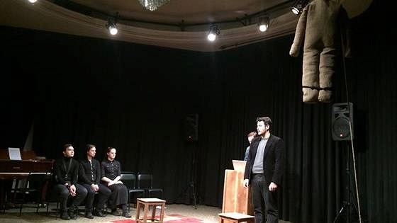 История. Drama-club