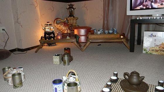 Чайная школа «Жемчужина чая»
