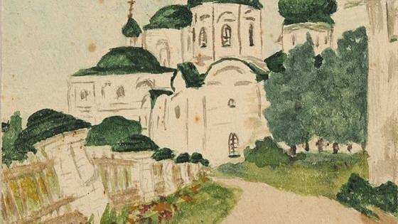 Положение в пространстве: пейзаж в живописи, музыке и литературе