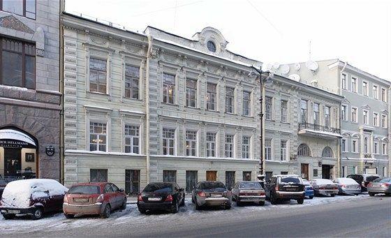 Библиотека им. Пушкина