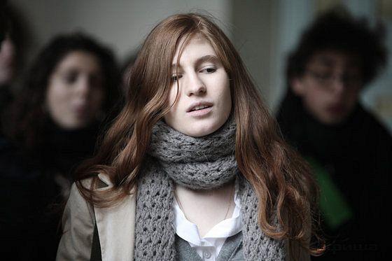 Агата Бонитсер (Agathe Bonitzer)