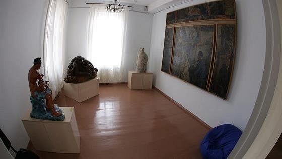 Художественный музей им. Сукачева. Галерея скульптуры