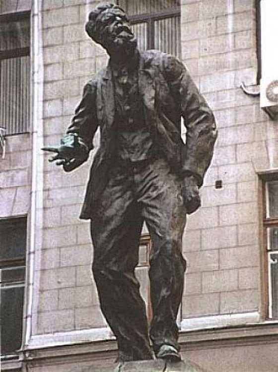 Памятник В.В.Воровскому