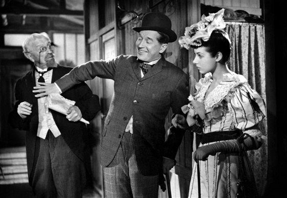 Морис Шевалье (Maurice Chevalier)