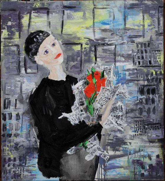 XIV Московский международный художественный салон «ЦДХ-2011»