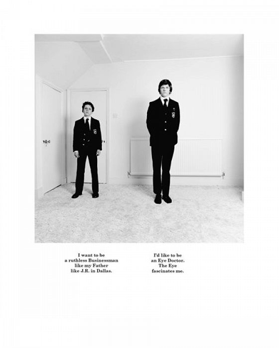 Карен Кнорр. Британский стиль. 1970–1980